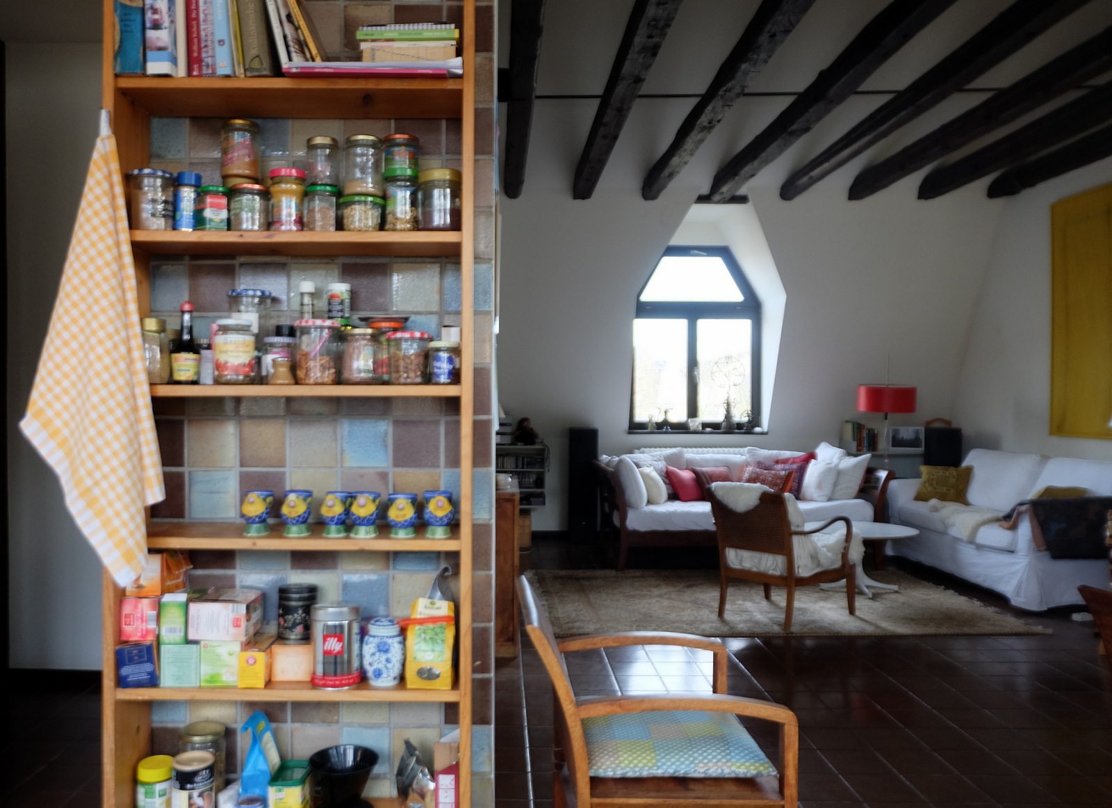 dscf1529 Roof apartment %Bockenheim